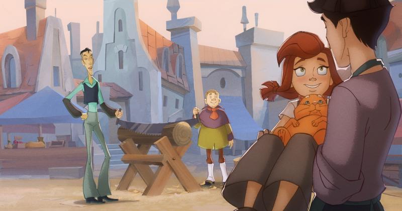 Анимационная студия «Вверх» закрывается после выхода «Огонёк-Огниво»