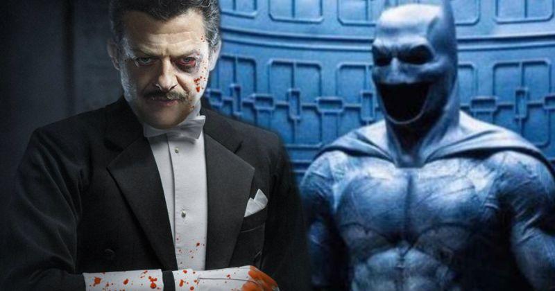 Энди Серкис рассказал, чего ждать от нового «Бэтмена»