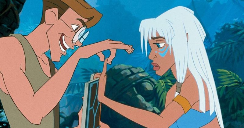 Disney готовит игровой ремейк «Атлантиды»