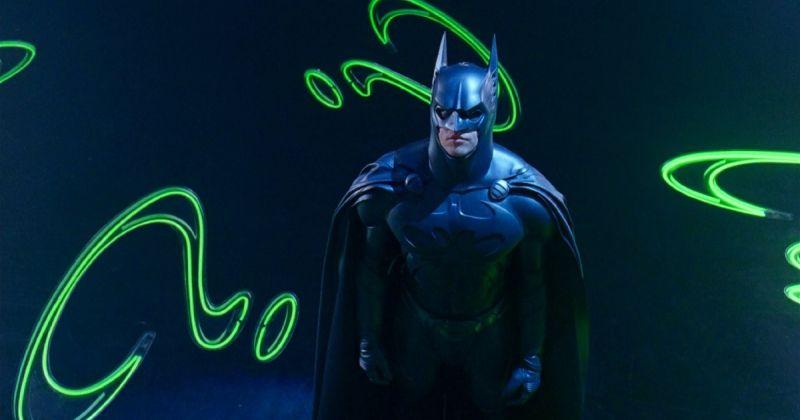 Warner подтвердила существование режиссерской версии фильма «Бэтмен навсегда»