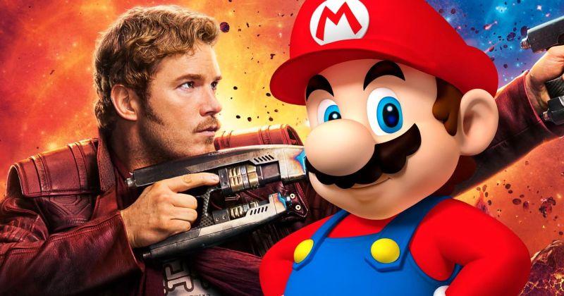 Марио заговорит голосом Криса Пратта в новой экранизации популярной игры