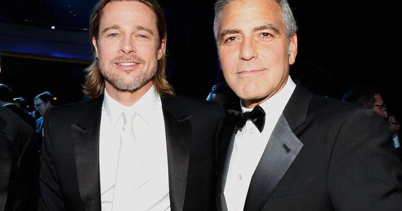 Брэд Питт и Джордж Клуни сыграют в новом триллере от режиссёра «Человека-паука»