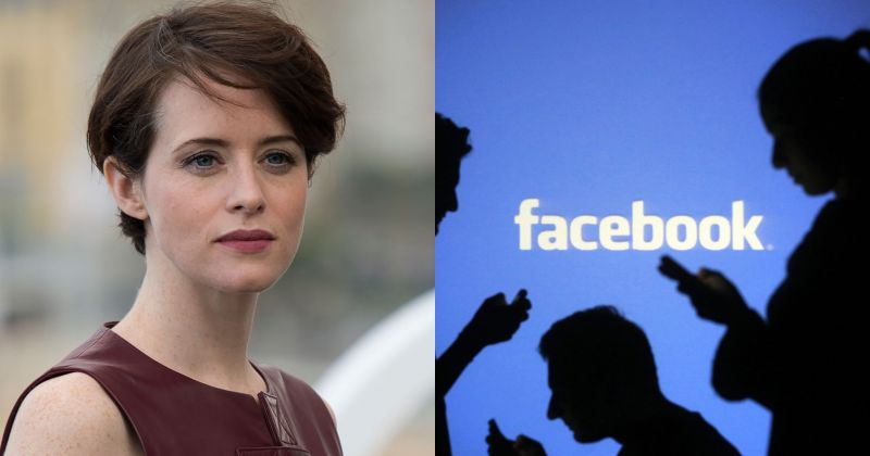 Звезда «Короны» Клэр Фой сыграет в сериале о скандалах Facebook
