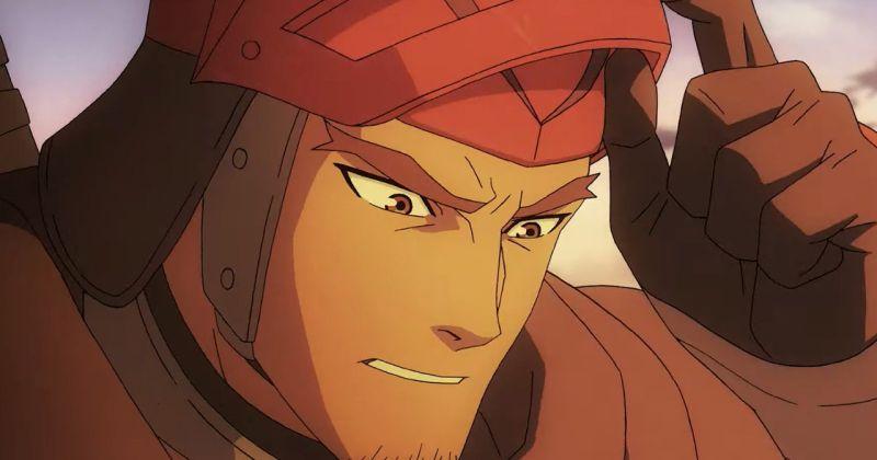 Вышел первый трейлер аниме-сериала по мотивам игры Dota 2