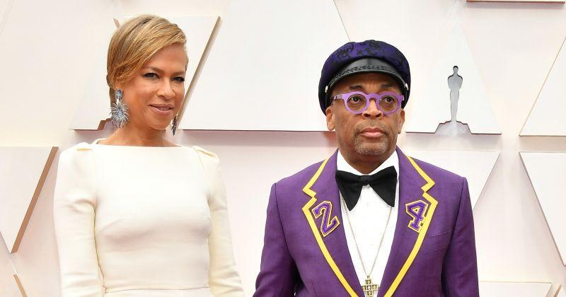 Спайк Ли пришел на «Оскар» в костюме, посвященном погибшему Коби Брайанту