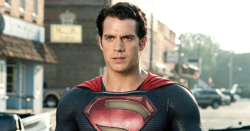 Генри Кавилл может вернуться к роли Супермена раньше ожидаемого
