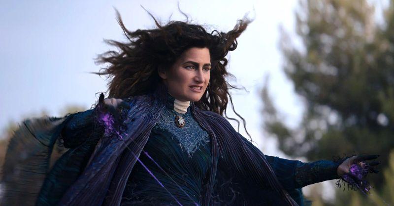 Ведьма Агата из сериала «Ванда/Вижн» получит своё шоу