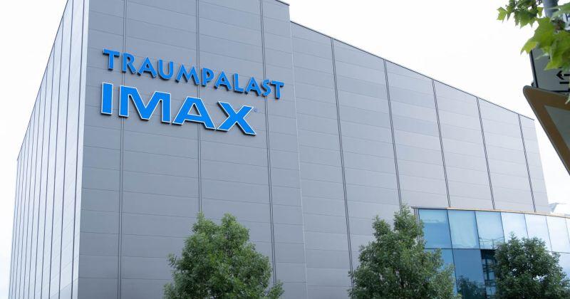 В Германии откроют кинотеатр с самым большим в мире IMAX-экраном
