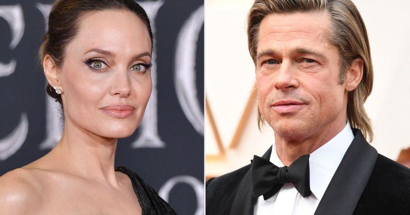 Анджелина Джоли рассказала о насилии со стороны Брэда Питта