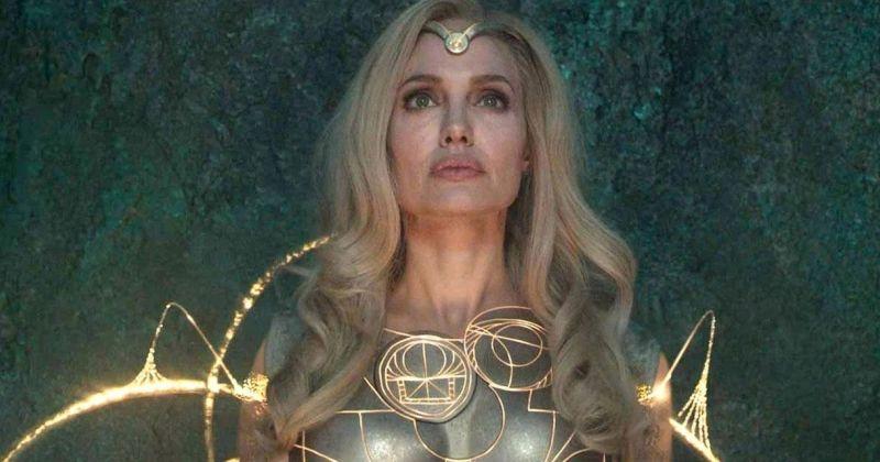 Вышел новый промо-ролик «Вечных» Marvel