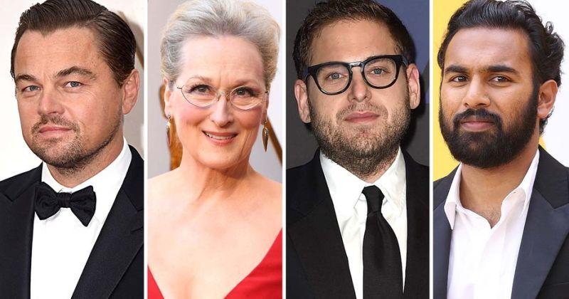 Мэрил Стрип, Леонардо ДиКаприо и Джона Хилл сыграют в новой комедии от режиссера «Власти»