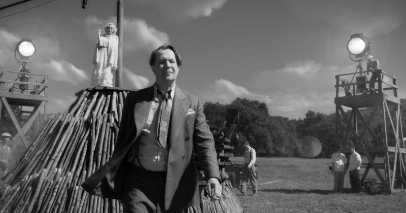 Netflix опубликовал первые кадры из «Манка» Дэвида Финчера