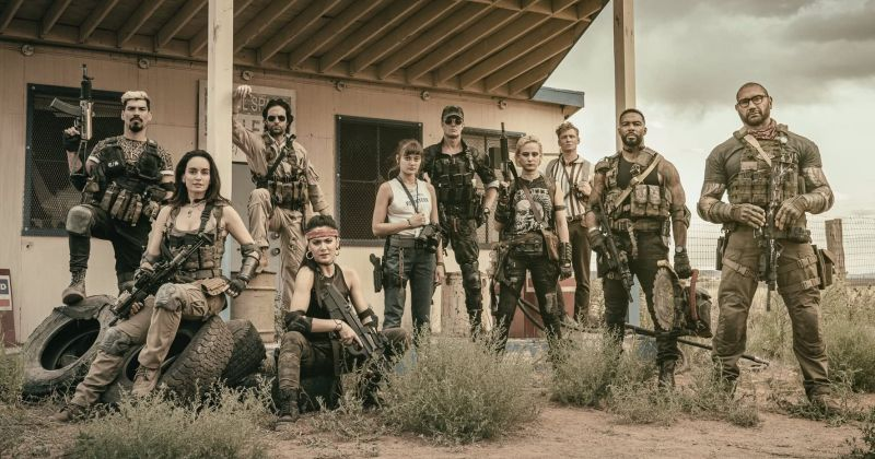 «Армия мертвецов» Зака Снайдера обзавелась полноценным трейлером