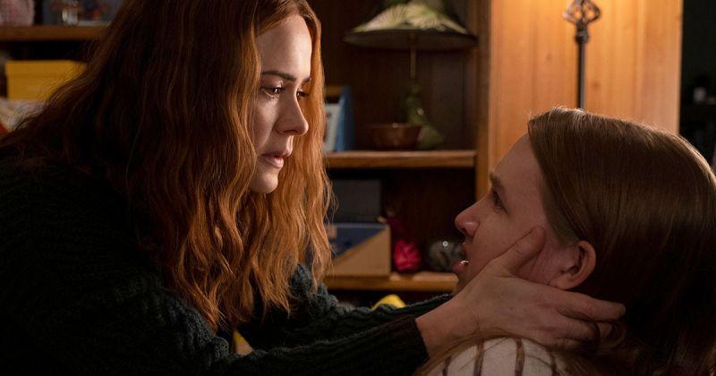 Иди к мамочке: Вышел первый трейлер триллера «Беги» с Сарой Полсон