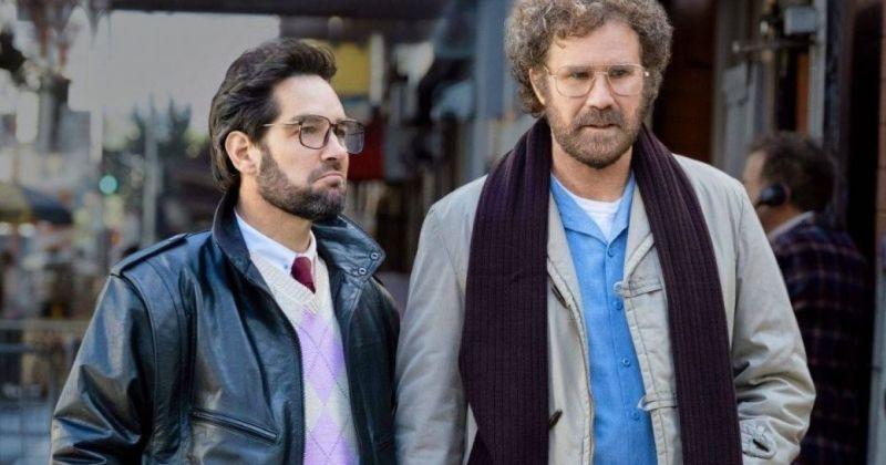 Пол Радд вправляет мозги Уиллу Ферреллу в трейлере сериала «Психиатр по соседству»