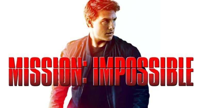 Paramount определила новые даты для следующей «Миссии невыполнима»