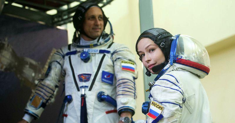 Космический экипаж с Пересильд и Шипенко достиг МКС