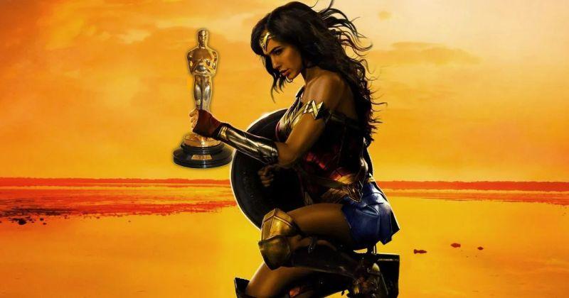 Warner выдвинула «Чудо-женщину: 1984» в претенденты на «Оскар»
