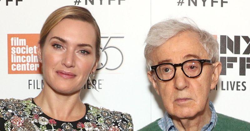 Кейт Уинслет пожалела о том, что работала с Вуди Алленом и Романом Полански