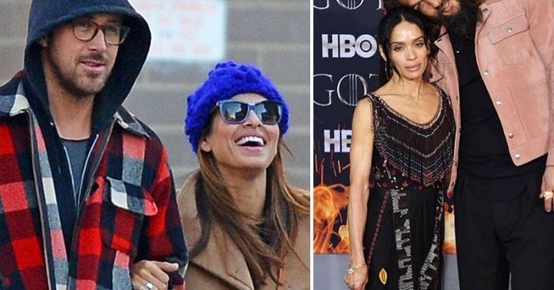 6 счастливых голливудских пар, в которых женщины старше своих избранников
