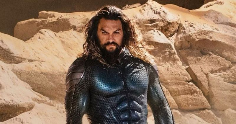 Джейсон Момоа представил новый костюм для съёмок в сиквеле «Аквамена»