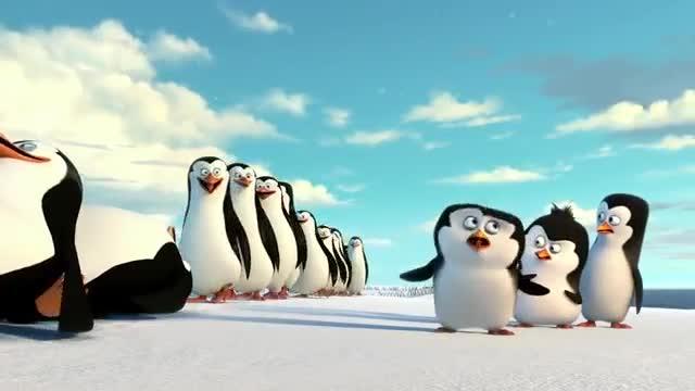 «Смотреть Онлайн Мультфильм 2014 Пингвины Мадагаскара» — 2012